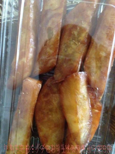 天王寺 阿倍野 芋菓子【嶋屋】に寄ってみた