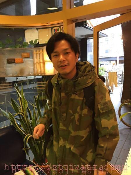 京都古着屋boro オーナーご来店