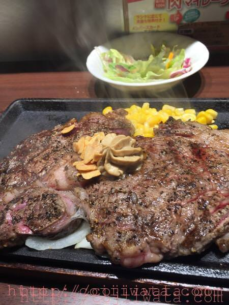 いきなりステーキと30代の食欲の関係は?
