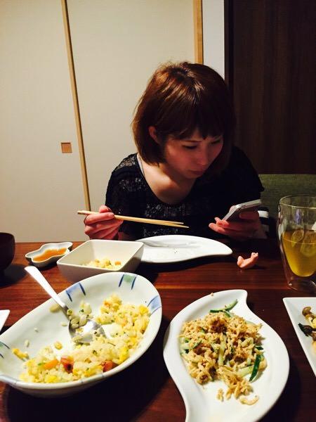 バタ子in the house