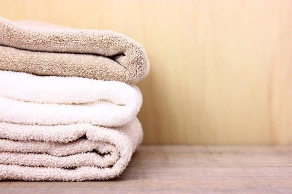 新年にタオルを新しくすると髪の毛のダメージは減る!?
