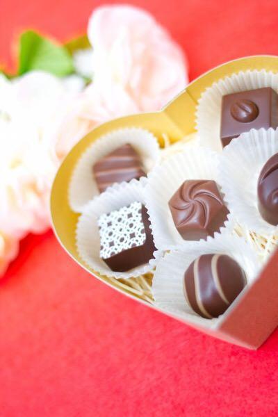 バレンタインの季節!チョコは髪の毛に悪い?それとも良い?