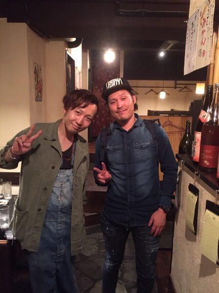DRANの飯塚さんがブログを書いてくれた