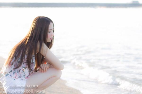 海の帰り、絡まった髪の毛を綺麗にとかす方法