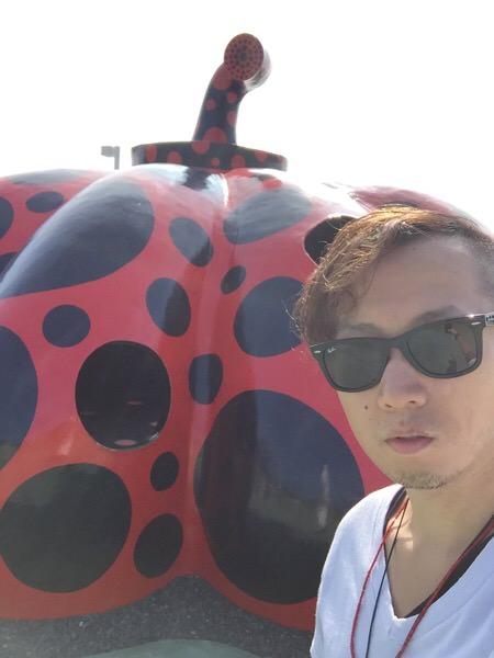 直島でアートに触れて来た。