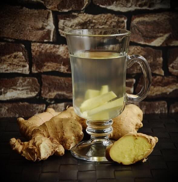 朝は白湯を飲むより生姜湯の方が身体に良い!?