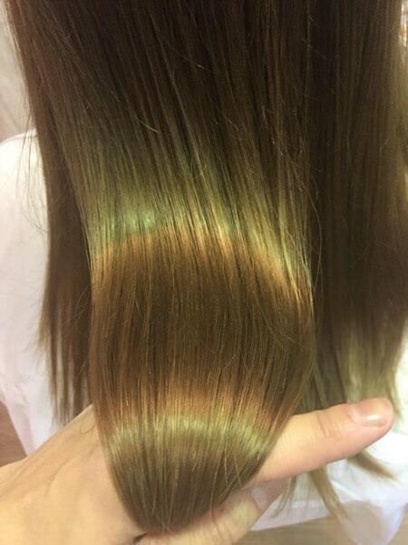 【洗い流さないトリートメントの種類の違い】オイルタイプとミルクタイプカラー毛にオススメなのはどっち?!