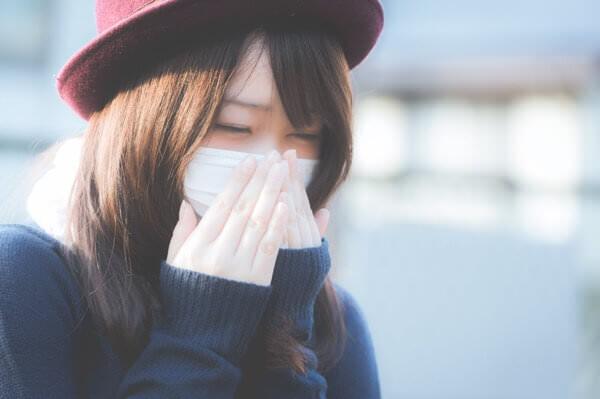 花粉症の時期。マスクの使い方間違ってませんか?