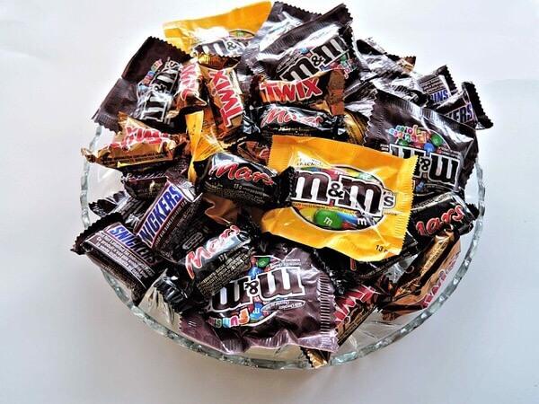 チョコの効果的な食べ方