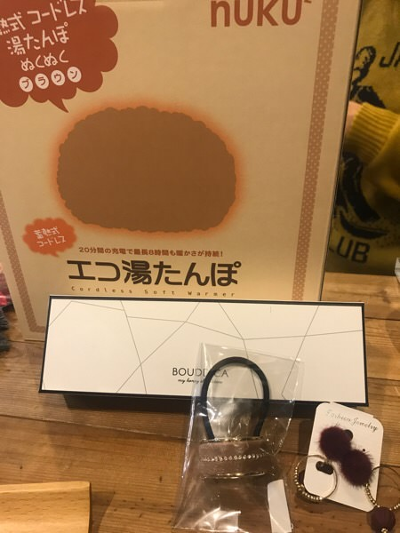 【大阪 今里】BOUDDICAハニージュエリー完売しました。次回は来週入荷です