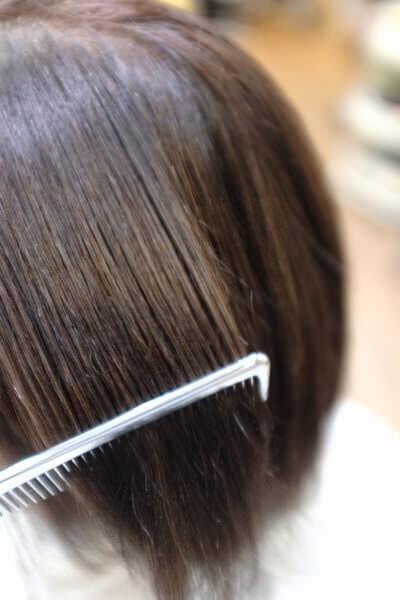 Rカラートリートメントシステムが髪質の硬い方にもオススメ!