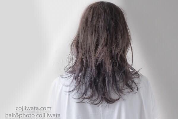 白髪染め以外にも使えるコンフォートライン