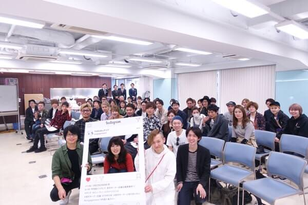 広島でダリアさんbexさんのカラーとSNSセミナーをしてきた!