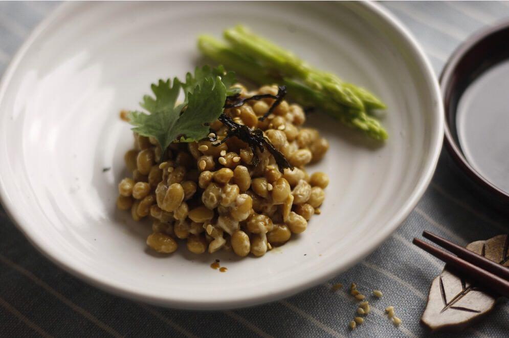 納豆にアレを混ぜるとダイエットフードになるらしい