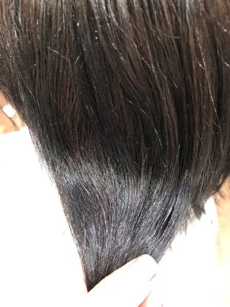 紫外線で明るくなった髪の毛にはTHROW とRシステムトリートメントがオススメ