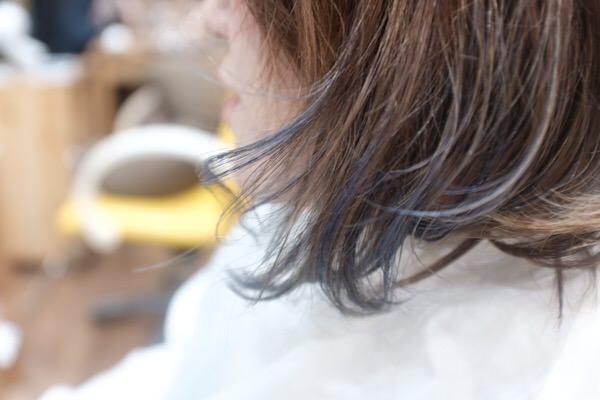 本日の営業と最近多い白髪染め