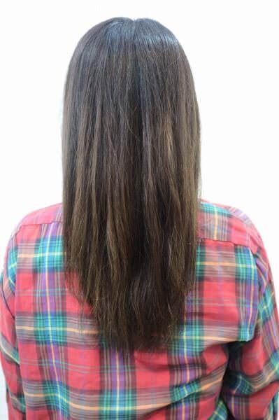 大人の白髪の毛はアールカラー、酵素テクノロジーでケアしながらカラーするのがオススメ
