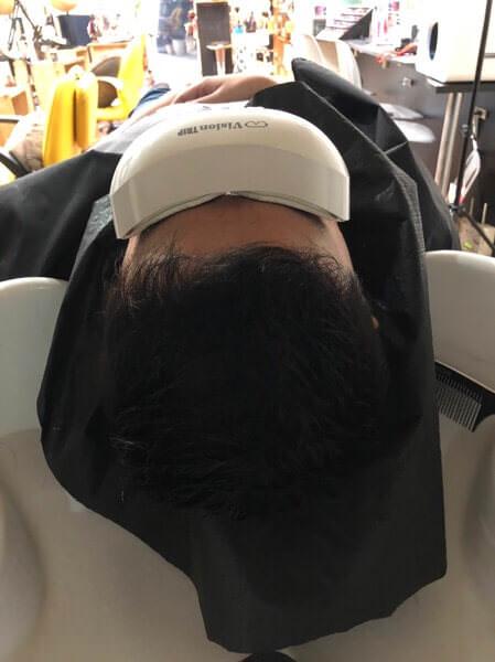 オッジィオットDrsを使ったヘッドスパが気持ちよすぎる!