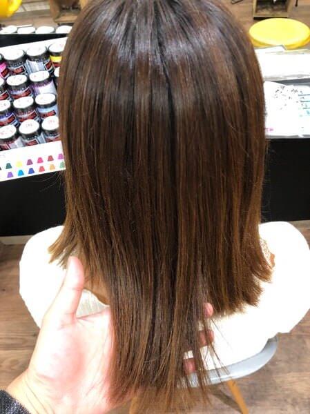カラーする期間の目安は髪の毛の何処を見たらいい?
