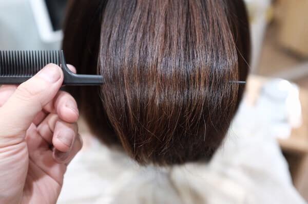 【大阪 今里 美容室】艶と触りたくなる髪の毛ならル・ポリサージュがオススメ