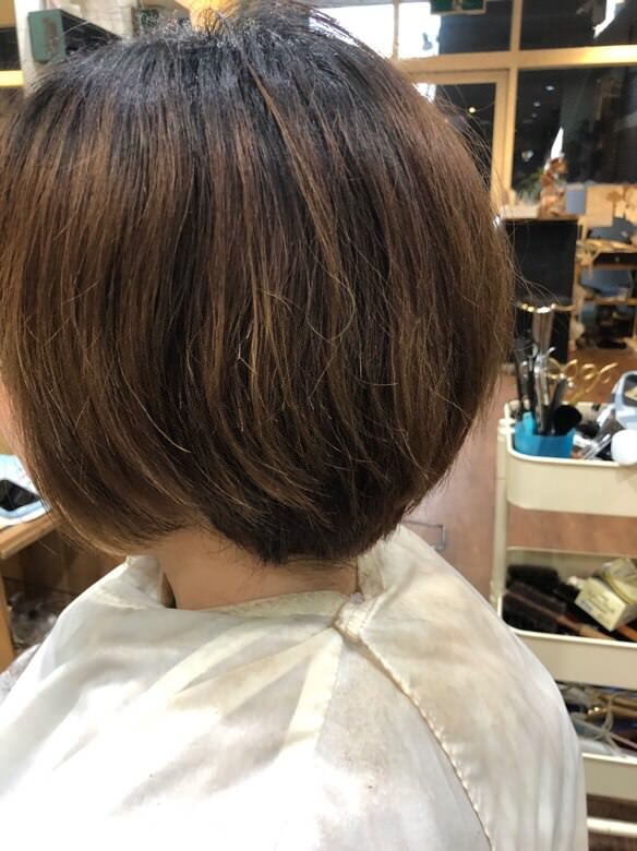 【大阪 今里 美容室】ル・ポリサージュを使った艶カットはこんな時にも便利