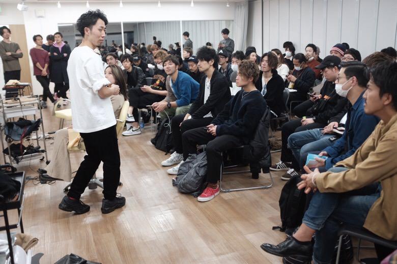 継続していた中川さんとハヤシさんのセミナーを受けて感じる事