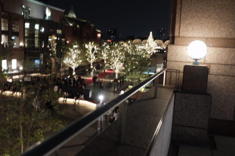 ハスモウのシャンプーの話を聞きに恵比寿ガーデンプレイスからのナプラ新宿スタジオ