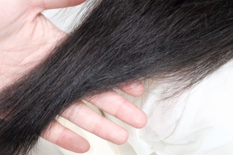 【大阪 今里 美容室】ル・ポリサージュを使った黒が髪戻しは次のカラーにも負担がないのでオススメ!