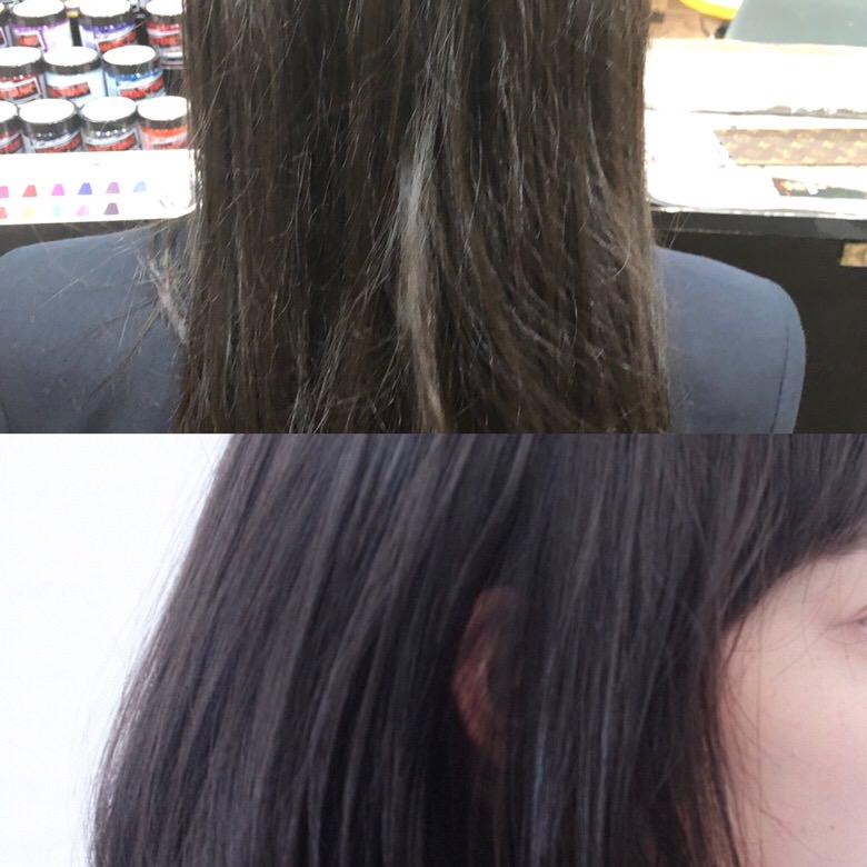 【大阪 今里 美容室】高校生をロングからバッサリボブに切ってみた