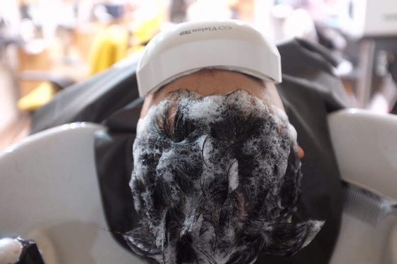 【大阪 今里 美容室】年末の疲れ、頭皮の栄養補給にオッジィオッジィDrsシリーズのヘッドスパがオススメ!