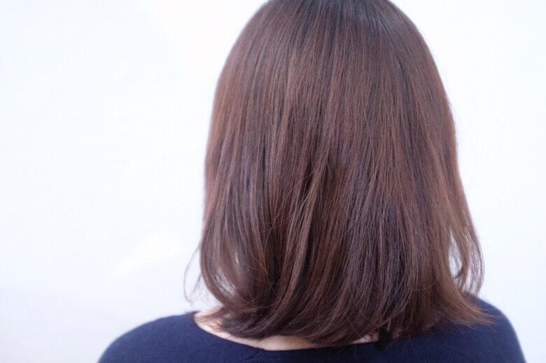 【大阪 今里 美容室】冬場の乾燥の時期にル・ポリサージュを使った艶スタイルはオススメ