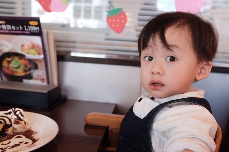 息子悠里の2歳の誕生日が近いので家族でお出かけしてきます