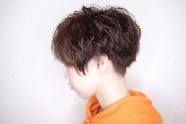 【大阪 今里】髪の毛が広がりやすい人にはショートスタイルがオススメ
