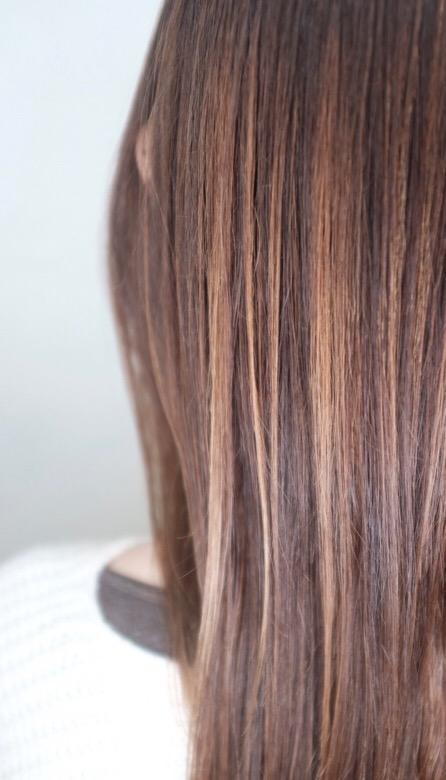 【大阪今里】Rストレートと酵素テクノロジーで8.5歳若返る縮毛矯正