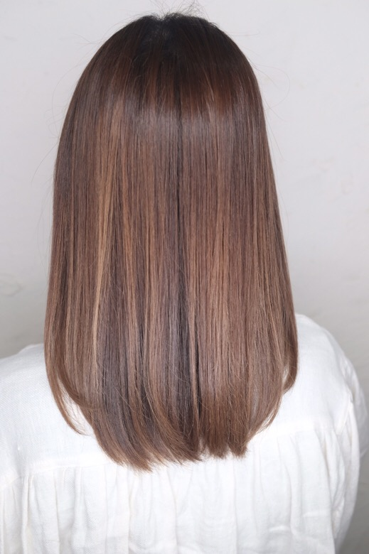 【大阪 今里】酵素テクノロジー配合Rストレートをよりパワーアップ!アフターケアに髪質改善をしてみた。