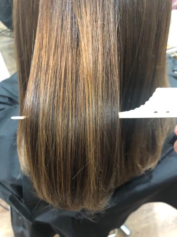 アマトラの新商品は髪質改善にも向いている