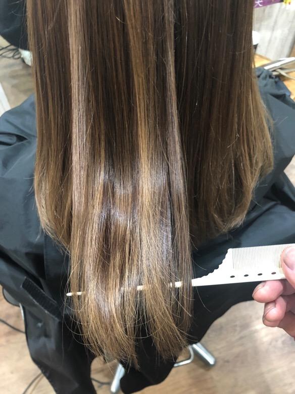 【大阪 今里】髪質改善した後その後はどうなった?