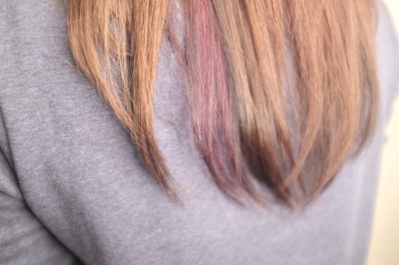 【大阪 今里】アールカラーシステムトリートメントでケアしながら作る明るめの白髪染め