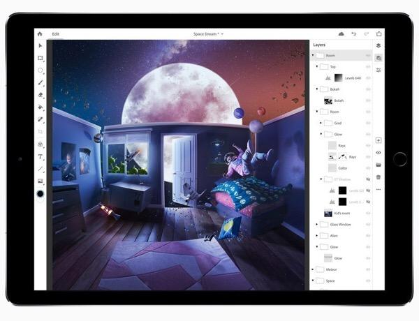 iPadでフルPhotoshopが使える!?