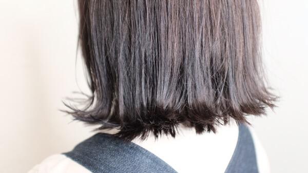 髪の毛が細い人にRグレイ はオススメ