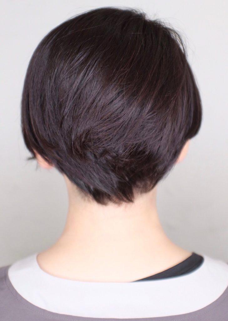 白髪染めには髪の毛を強くするRグレイを入れるのがオススメ