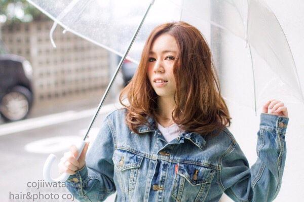 梅雨とゲリラ豪雨と髪の毛の関係性