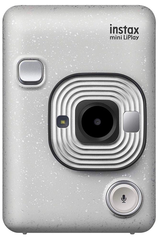 音まで撮れる新しいチェキinstax mini LiPlayが凄い!