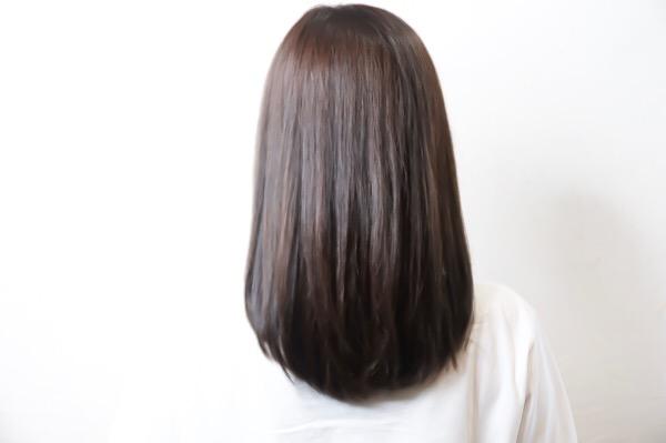 【大阪 今里】カラーは希望により質感、今後の髪質も選べます