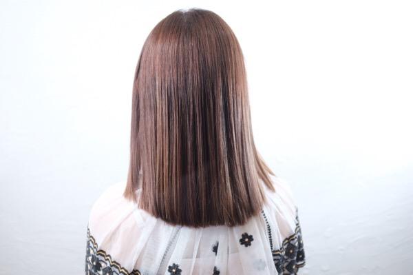 【大阪 今里 梅田茶屋町】オッジィオットのトリートメントと髪質改善で夏のダメージを改善してみた
