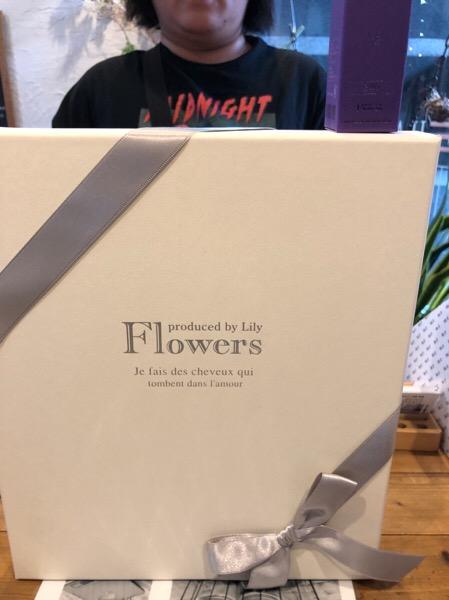 【大阪 今里 梅田茶屋町】至高の美髪育成シャンプーFlowers(フラワーズ)を2人お客様に購入してもらった!