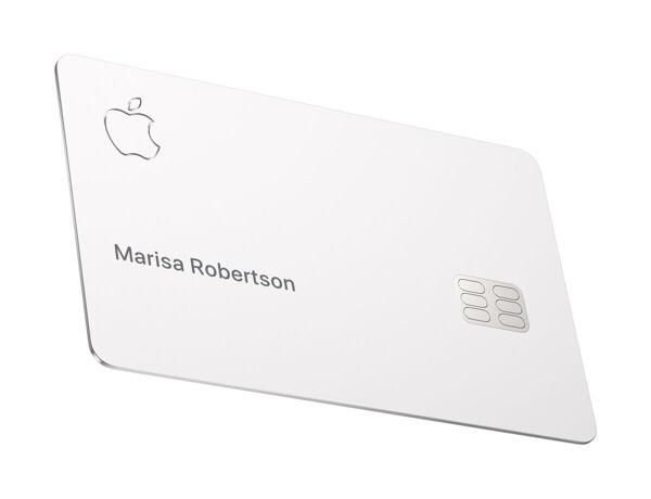 チタン製のカード!?高還元率のApple Cardが気になりすぎる!