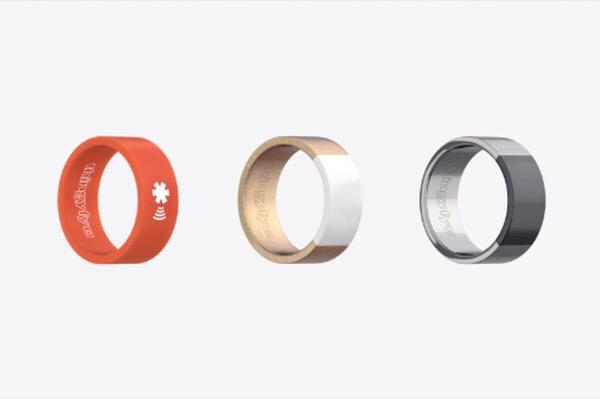 充電不要で暗号通貨ウォレットもついた世界初の指輪型スマートリングが出た!
