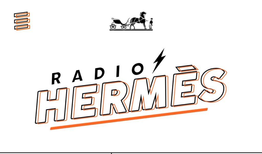 エルメスがメンズにフォーカスした「ラジオエルメス」を期間限定で放送!