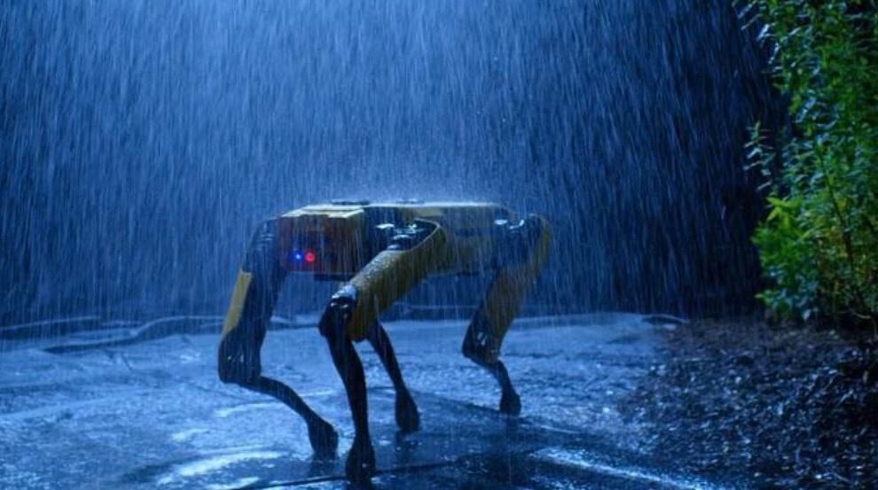 SFの世界が現実に!?犬型ロボットの進化